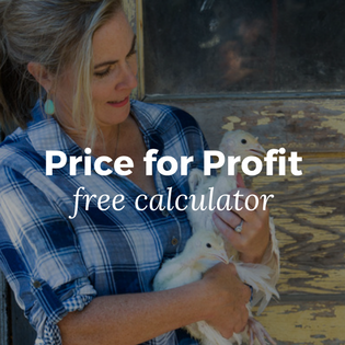 pricing, farm, sustainable, agriculture, what to charge, raw milk, csa, cost for farming
